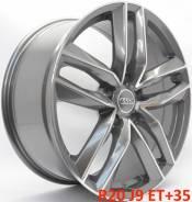 Audi. 9.0x20, 5x112.00, ET35, ЦО 66,6мм.