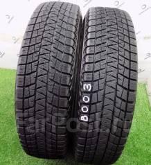 Bridgestone Blizzak DM-V1. Зимние, без шипов, 2008 год, износ: 20%, 2 шт