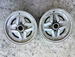 Nissan. 5.5x14, 4x114.30, ET15