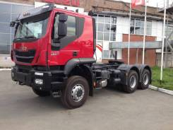 Iveco Trakker. , 12 880 куб. см., 72 000 кг.