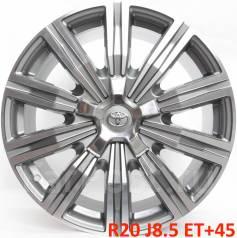 Toyota. 8.5x20, 5x150.00, ET45, ЦО 110,1мм.