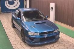 Двигатель в сборе. Subaru Impreza WRX, GC8, GC8LD3 Subaru Forester, SF5, SF6, SF9 Двигатель EJ20