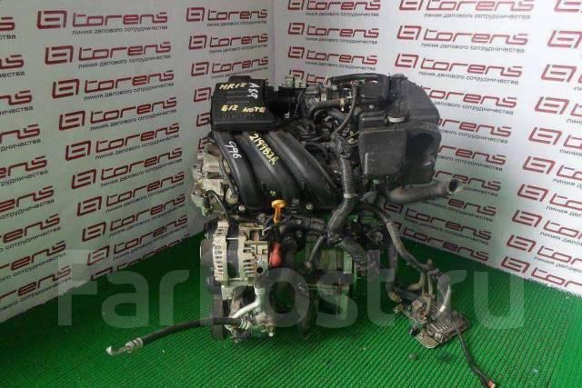 Двигатель в сборе. Nissan Micra Nissan Latio Nissan March Nissan Note Двигатель HR12DE