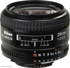Nikon 28mm 2.8