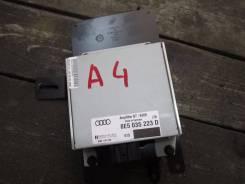 Усилитель магнитолы. Audi A4, B7