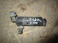 Мотор стеклоочистителя фар. Nissan Tiida Двигатели: HR16DE, MR18DE, K9K