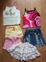 Одежда основная. Рост: 98-104, 104-110 см