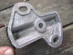 Крепление глушителя. Audi A4, B7