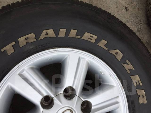 Atturo Trail Blade A/T. Грязь AT, износ: 5%, 4 шт