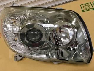 Фара. Toyota Hilux Surf, TRN215, GRN215, TRN210W, GRN215W, RZN215W, KDN215W, TRN215W, VZN215W, RZN210W, VZN210W Двигатели: 2TRFE, 1GRFE