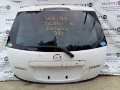 Дверь багажника. Mazda Verisa, DC5R, DC5W