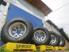 Mickey Thompson. 10.0x15, 5x139.70, ET-46, ЦО 108,0 мм.