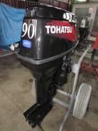 Tohatsu. 90,00л.с., 2х тактный, бензин, нога L (508 мм), Год: 2001 год
