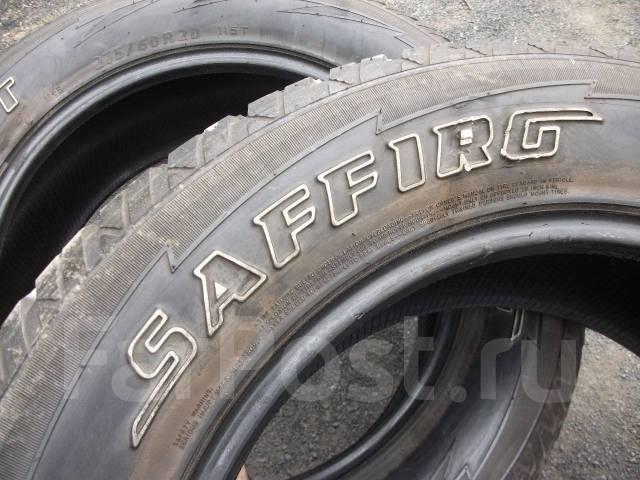 Saffiro MaxTrac A/T. Летние, 2013 год, износ: 20%, 4 шт