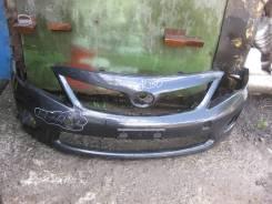 Бампер. Toyota Corolla, ZRE151