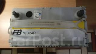 FB 9000. 55 А.ч., правое крепление, производство Япония