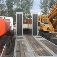 Faymonville. Прицеп-тяжеловоз трал RTZ-3U, 32 000 кг.