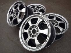 Fabulous Expand Racing. 7.5/8.0x16, 5x114.30, ET45/45