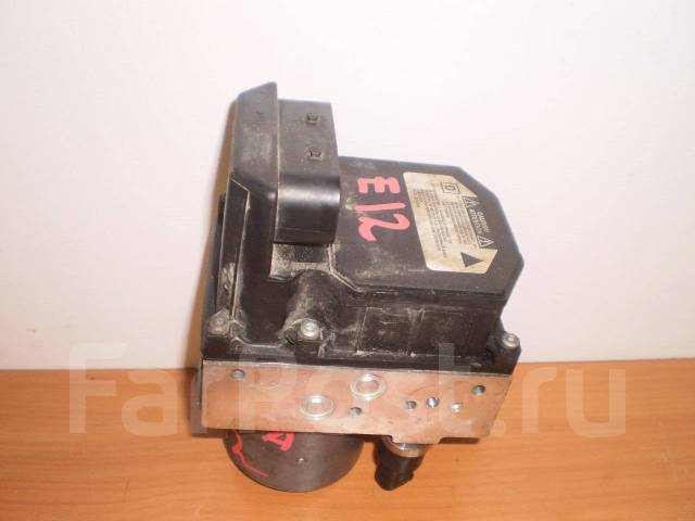 Насос abs. Toyota Corolla, CDE120, CE120, NDE120, NZE120, ZRE120, ZZE120