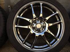 Work Emotion CR Kiwami. 7.0x17, 5x100.00, ET50