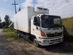 Hino 500. Рефрижератор HINO 500 новая г/п8тонн в Новосибирске, 8 000 куб. см., 8 000 кг.