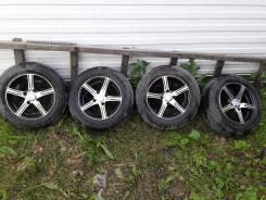 Колеса, резина один сезон гайки в комплекте 185/65/R14. x14 4x114.30 ЦО 40,0мм.