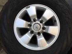 Toyota. 7.0x16, 6x139.70, ET30