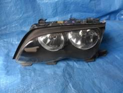 Фара. BMW 3-Series, E46 Двигатель M54B22