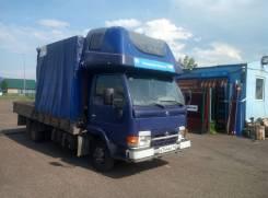 Nissan Cabstar. Продаётся грузовик Ниссан кабстар, 3 000куб. см., 1 500кг., 4x2