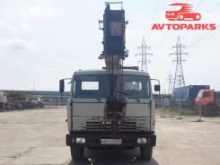 Галичанин КС-55713-1. Автокран 25 тонн Галичанин кс-55-713 на базе Камаз 55111 2004 года, 10 850 куб. см., 25 000 кг., 22 м.