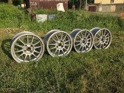 OZ Racing Superleggera. 7.0x15, 4x100.00, ET37, ЦО 73,1 мм.