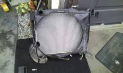 Радиатор охлаждения двигателя. Chevrolet Tracker Mazda Proceed Levante, TJ62W, TJ52W, TJ32W, TF52W Suzuki Grand Vitara, TL52 Suzuki Escudo, TA52W, TD0...
