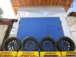 RAYS Sebring ITC Sport. 7.5x18, 4x114.30, 5x114.30, ET45, ЦО 73,0мм.