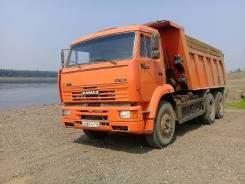 Камаз 6520. Продается самосвал КамАЗ-6520, 17 500 куб. см., 20 000 кг.