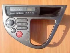Блок управления климат-контролем. Toyota Wish, ZNE10, ZNE10G Двигатель 1ZZFE