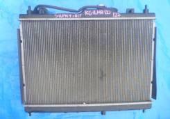 Радиатор охлаждения двигателя. Nissan Bluebird Sylphy, KG11 Nissan Tiida, JC11 Nissan Tiida Latio, SJC11 Двигатели: MR20DE, MR18DE
