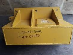 Прокладка масляного радиатора. Shantui SD32