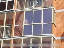Профессиональное тонирование окон квартир, балконов, коттеджей