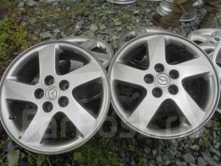 Mazda. 7.0x17, 5x114.30, ET50, ЦО 67,1мм. Под заказ