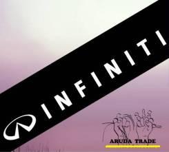 Наклейка. Infiniti