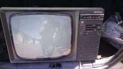 Продам черно-белый телевизор Изумруд. CRT (ЭЛТ)