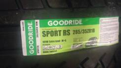 Goodride Sport Rs. Летние, 2016 год, без износа, 4 шт