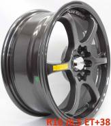 Advan Racing RGII. 6.5x16, 5x108.00, 5x114.30, ET38, ЦО 73,1 мм.