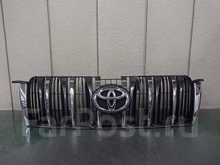 Решетка радиатора. Toyota Land Cruiser Prado, GRJ150, GRJ150L, GRJ150W, KDJ150, KDJ150L, KDJ155, LJ150, TRJ150, TRJ150W, TRJ155, GDJ150L, GDJ150W, GDJ...