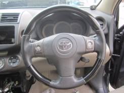Руль. Toyota RAV4, ACA38, ACA36, GSA33, ALA30, ACA30, ACA31, GSA38, ACA33 Toyota Vanguard, GSA33W, ACA38W, ACA33W Двигатели: 2GRFE, 2AZFE, 2ADFHV, 1AZ...