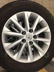 Продам комплект штатных колёс Toyota Camry 215/60/16 (зима). x16 5x114.30