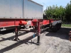 Krone SDC27. Продается полуприцеп контейнеровоз SDC, 34 000 кг.