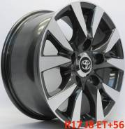 Toyota. 8.0x17, 5x150.00, ET56, ЦО 110,1мм.