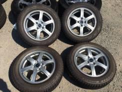 Bridgestone. 5.5x15, 4x100.00, ET45, ЦО 73,0мм.