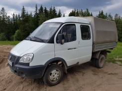 ГАЗ 330273. , 2 800 куб. см., 1 500 кг.